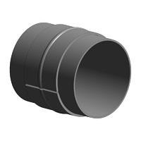 Муфты сварные стальные для ремонта трубопроводов